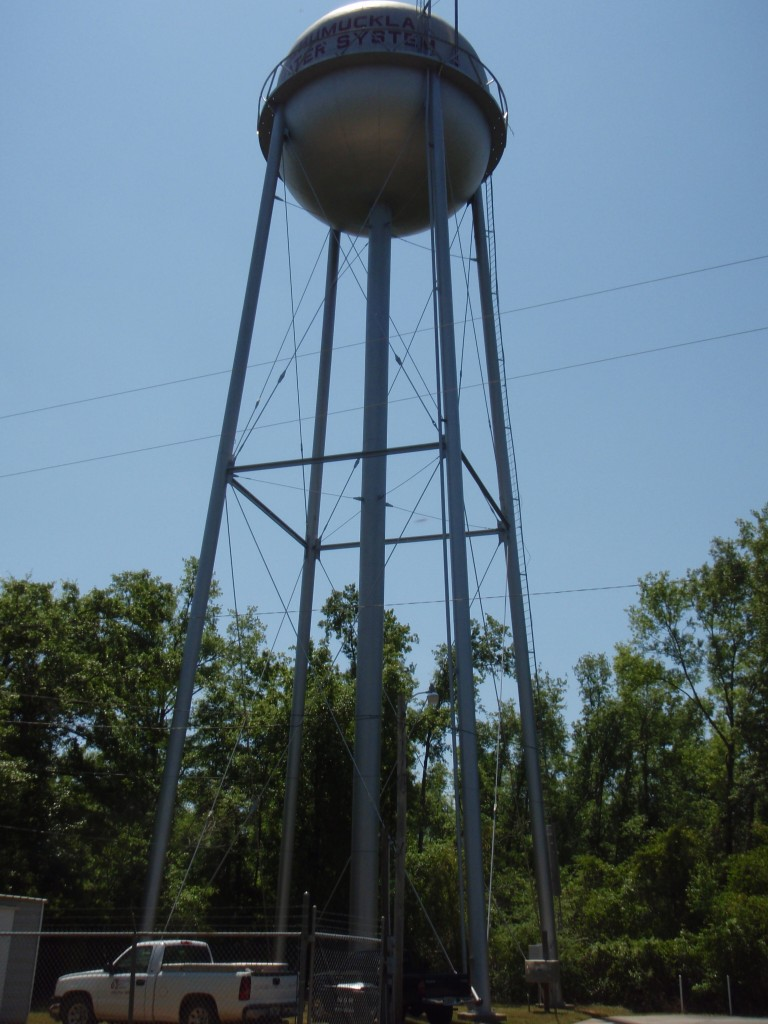 Chumuckla Water System Tower